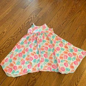 Sea shell dress size 4T